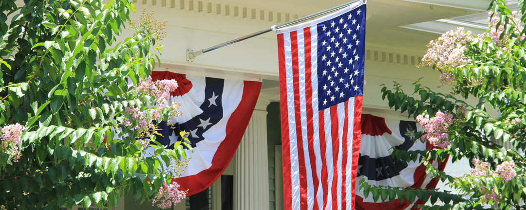 How to Respectfully Care for Your American Flag