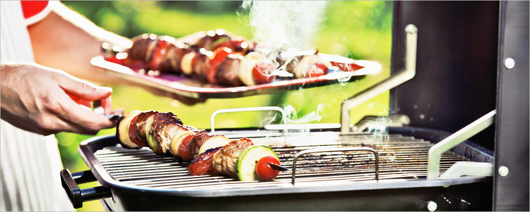 Healthier Meals Start With a Cleaner Grill